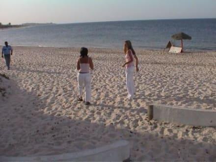 Strand bei Port el Kantoui - Strand Port El-Kantaoui