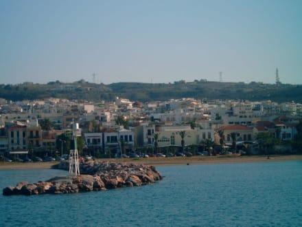 Rethymnon Hafen - Hafen Rethymno