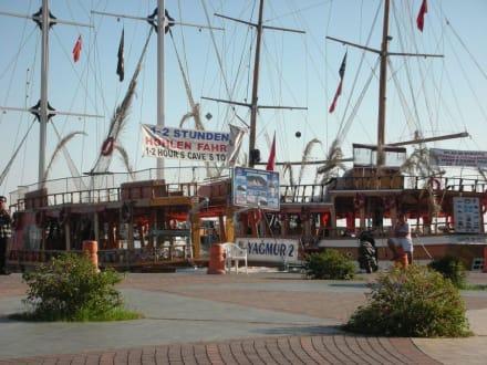 Alanya Hafen - Hafen Alanya