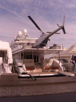 Strand/Küste/Hafen - Yachthafen Saint Tropez