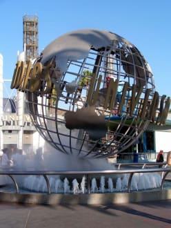 Eingang Universal Studios - Universal Studios