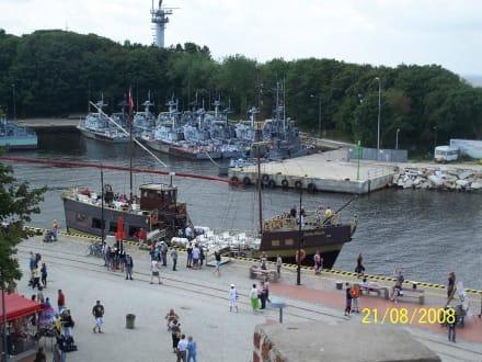Port w Kołobrzegu - Port Kołobrzeg