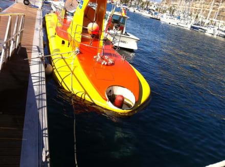 Yellow Submarine - U-Boot Tour Yellow Submarine Puerto de Mogán