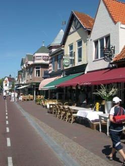 Bummeln und Shoppen in Zandvoort - Altstadt Zandvoort