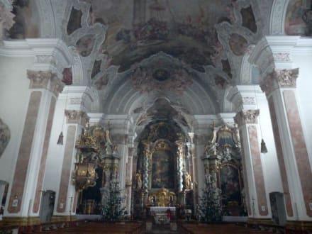 Der grosse Altar - Kloster Metten