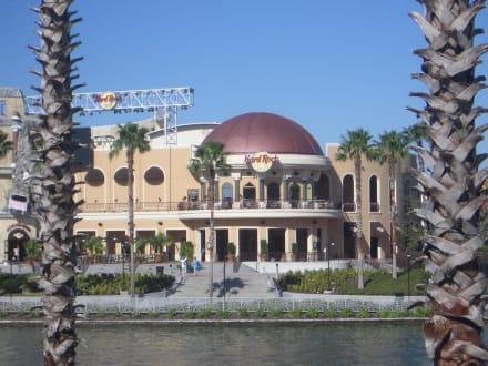 Hard Rock Cafe an den Universal Studios - Hard Rock Café