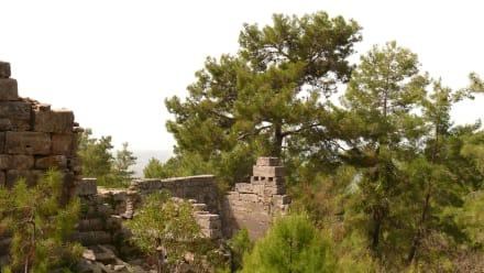 Historic sites (castle, palace, ruins, etc.) - Ruins Seleucia