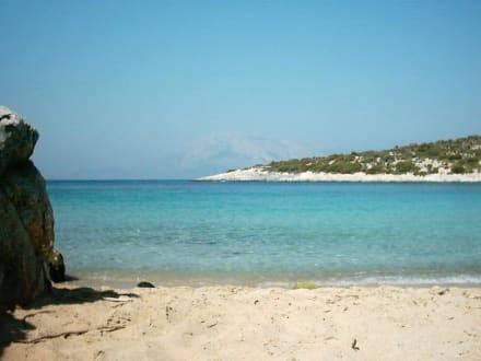 Insel Samiopoula - Insel Samiopoula