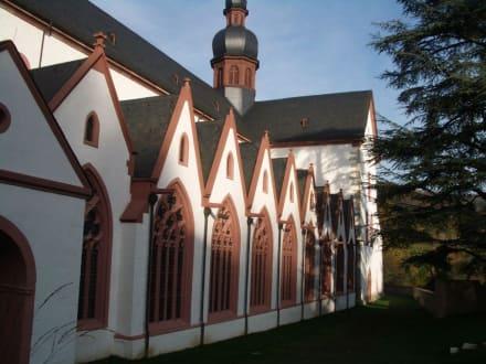 Kloster-Basilika - Kloster Eberbach