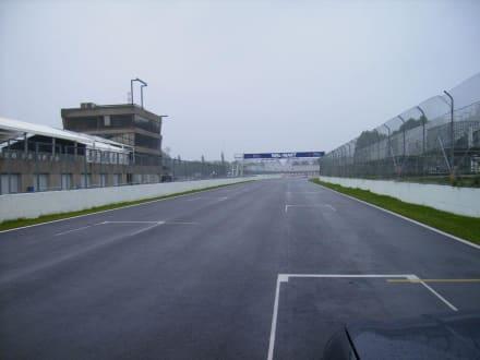 Formel 1 Rennstrecke in Montreal - Formel 1 Strecke