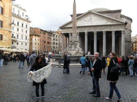 Tempel/Kirche/Grabmal - Pantheon