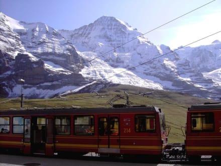 Jungfraubahnenpass (1) - Jungfraubahnenpass