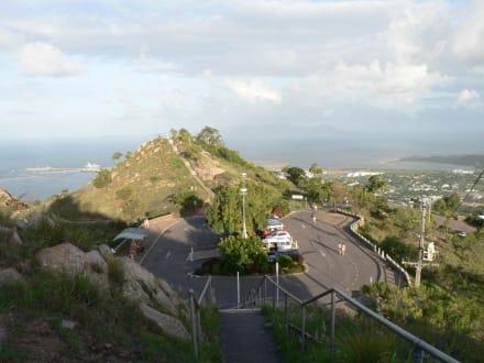 Aussichtspunkt auf dem Castle Hill - Castle Hill
