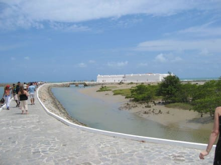 Das Fort - Fort dos Reis Magos