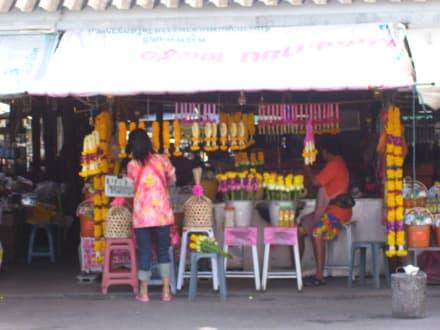 Am Stand - Markt