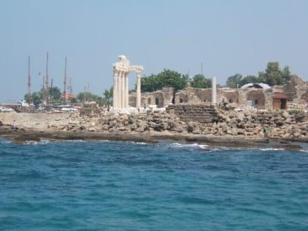 Apollotempel - Apollon Tempel