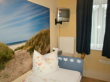 Zimmer 9 - Familienpension Haus Seemannstreu am Janus