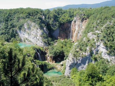 Nationalpark Plitvicka Foto 2 - Nationalpark Plitvicka Jezera (Plitvicer Seen)