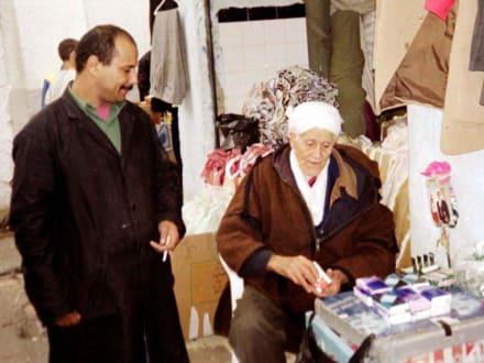 Im Souk von Tunis - Souk / Bazar