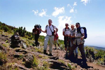 Masheu Point - Kilimanjarobesteigung