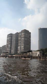 Kairo auf dem Nil - Nil