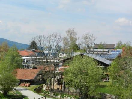 Weinfurtner Glasdorf - Garten  - Glasdorf Weinfurtner