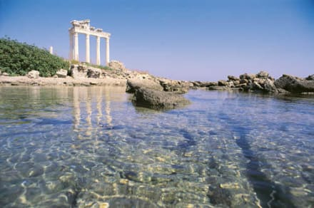 Side / Türkei - Apollon Tempel