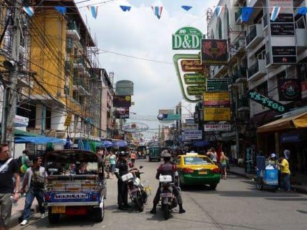 Khao San Road - Khao San Road