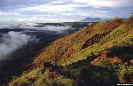 Mt. Batur - Batur Vulkan
