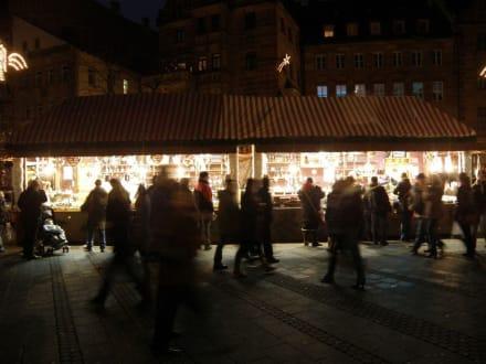 Markt/Bazar/Shop-Center - Christkindlesmarkt