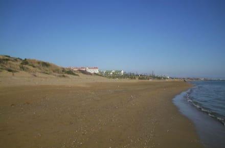 Dünen von Side - Strand Side