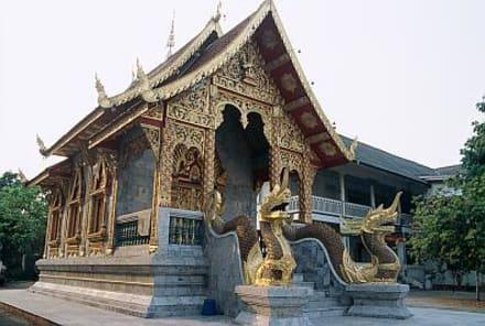 Hiang Mai - Wat Tung Yu