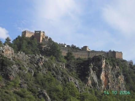 Alanya Burg - Burg von Alanya  (Ic Kale)