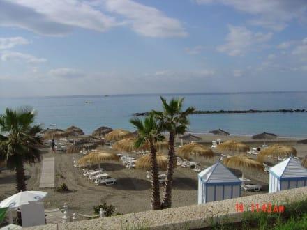 """Strand """"Playa del Duque"""" - Strand El Duque"""