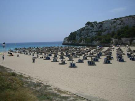 Cala Romantica (Bucht) - Strand Cala Romantica