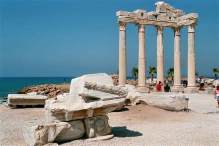 Tempel von Side - Apollon Tempel
