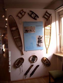 Schneegehhilfe - Kleinmuseum Klösterle