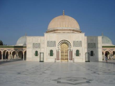 Außenansicht - Mausoleum Bourguiba