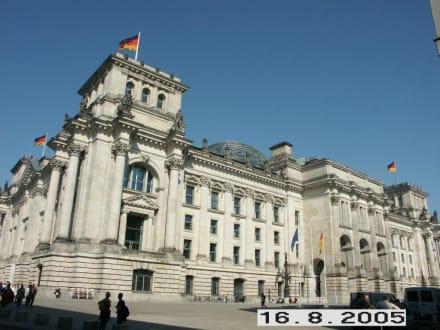 Regierung - Bundestag / Reichstag