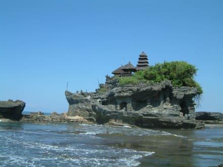 Pura Tannah Lot Hauptempel - Tempel Tanah Lot