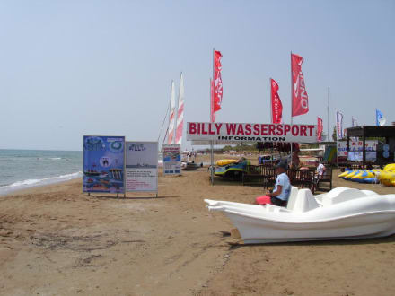 Leisure (other) - Billy's Watersports, Sport and leisure time