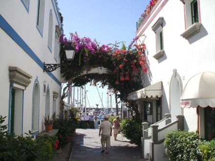 Mogan - Altstadt Puerto de Mogán