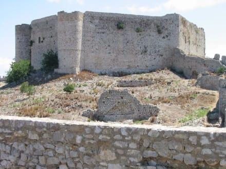 Festung Clemoutsi - Festung Chlemoutsi