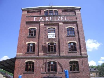 Museum zur Göltzschtalbrücke und Mühle - Göltzschtalbrücke