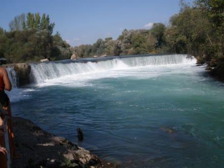 Ausflug - Manavgat Wasserfälle