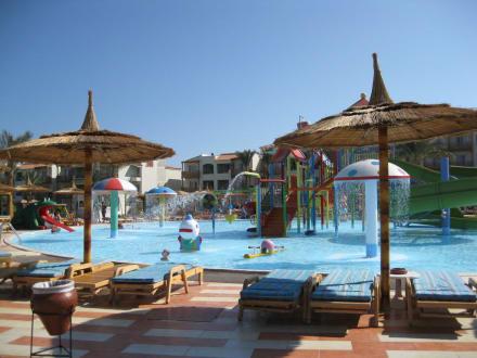 Kinderpool - Hotel Dana Beach Resort