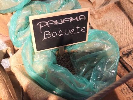 Oh wie schön ist Panama - Speicherstadt Kaffeerösterei