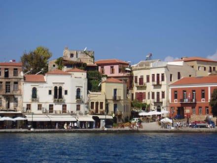 venizianischer Hafen - Hafen Chania