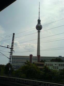 Berliner Fernsehturm - Berliner Fernsehturm