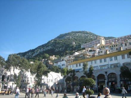 El Pinon - Ausflug nach Gibraltar